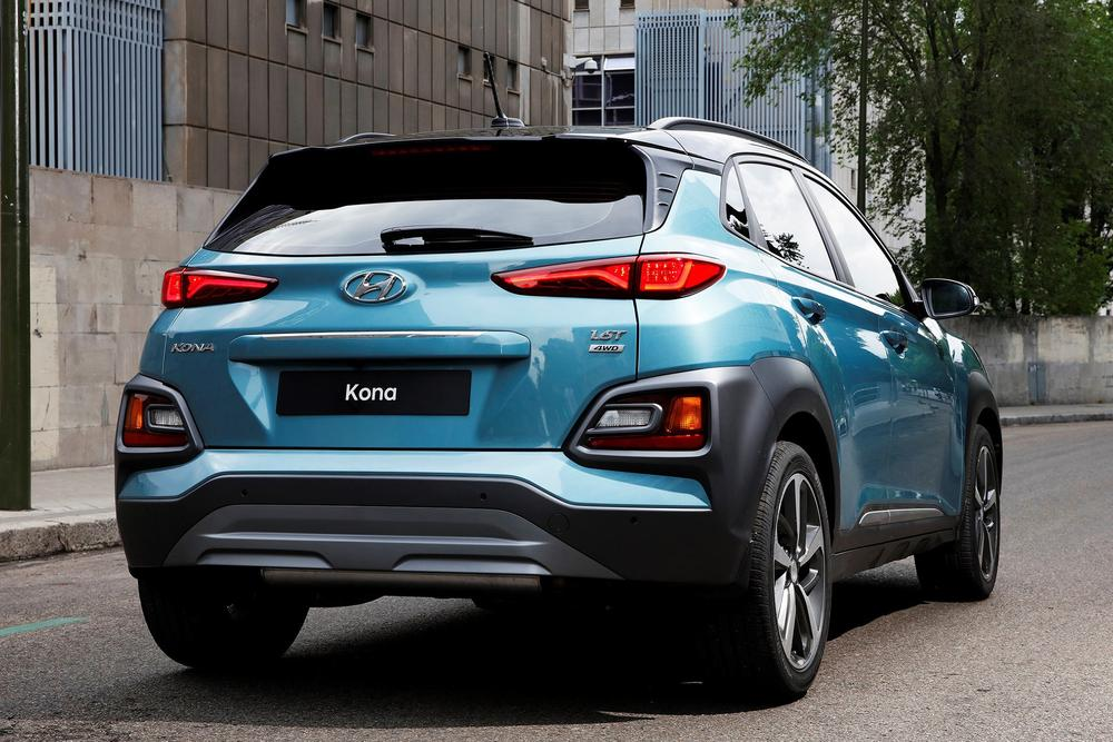 2018 Hyundai Kona Preview News Cars Com