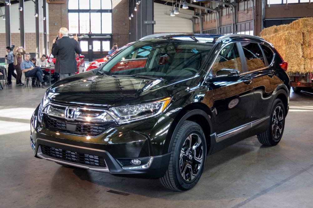Hyundai Ann Arbor >> 2017 Honda CR-V Preview | News | Cars.com