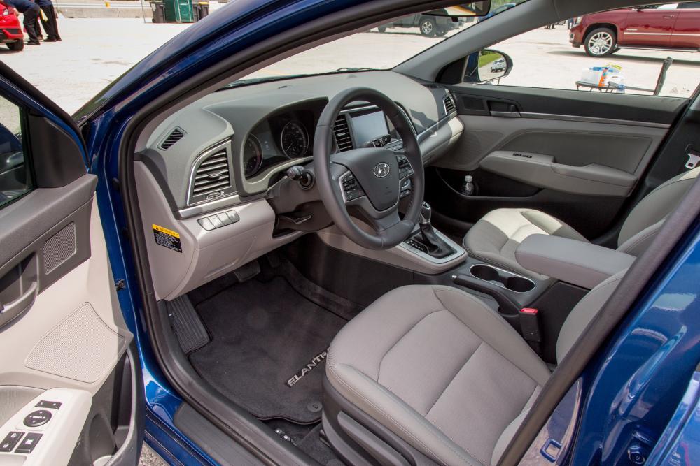 Honda Accord For Sale Near Me >> 2017 Hyundai Elantra Eco: Real-World Fuel Economy | News ...