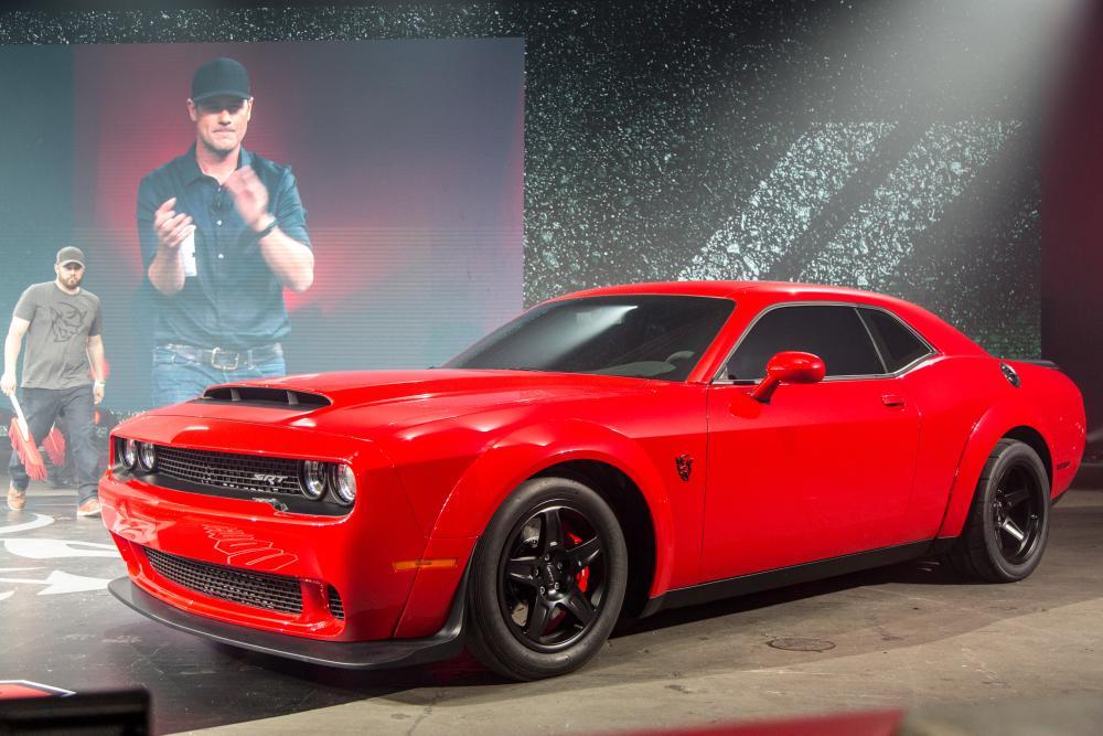 2018 Dodge Challenger SRT Demon: First Impressions and ...