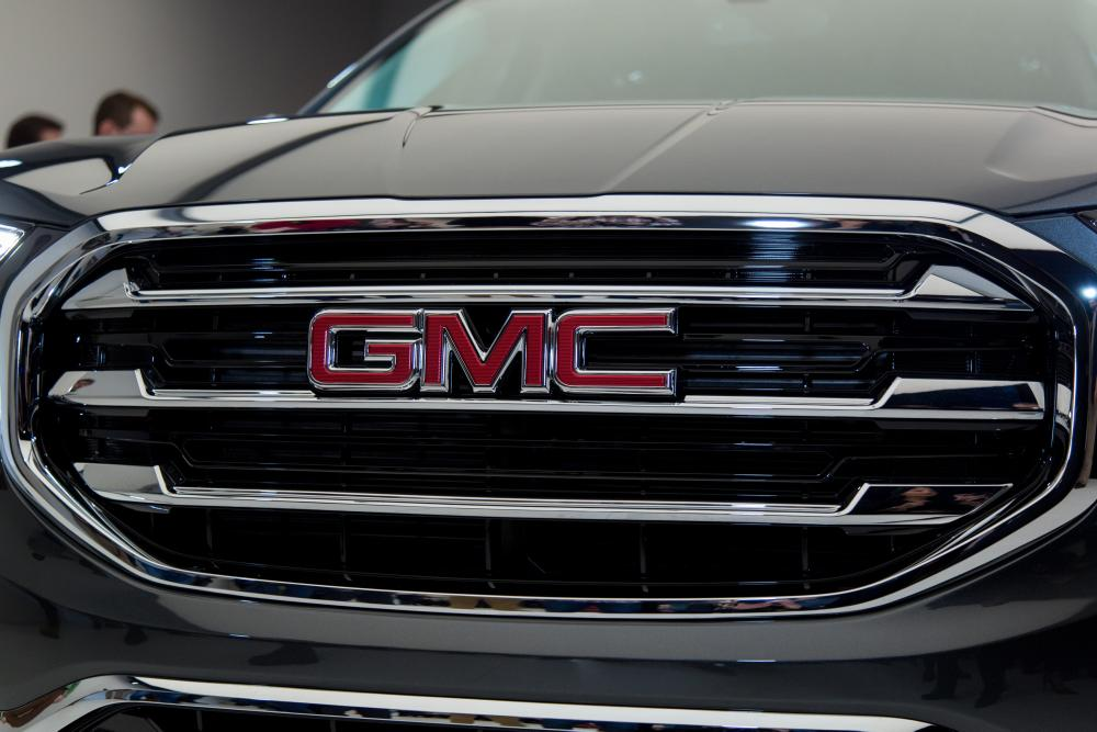 Excellent 2018 GMC Terrain Review First Impressions And Photo