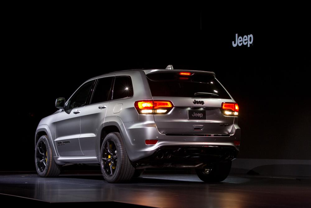 Elegant 2018 Jeep Grand Cherokee Trackhawk First Impressions And