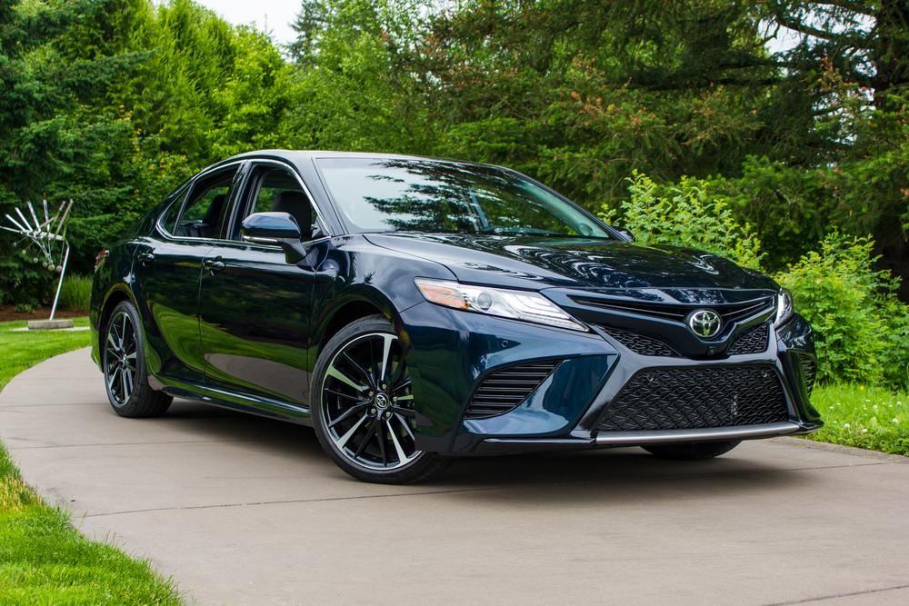 2018 Toyota Camry Review Exterior Photo Gallery News