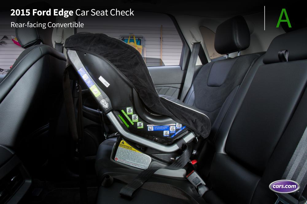 2015 Ford Edge: Car Seat Check   News   Cars.com