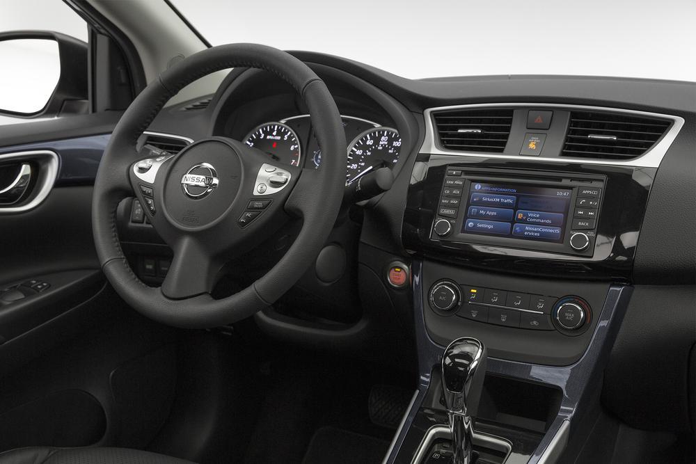 2016 Nissan Sentra;