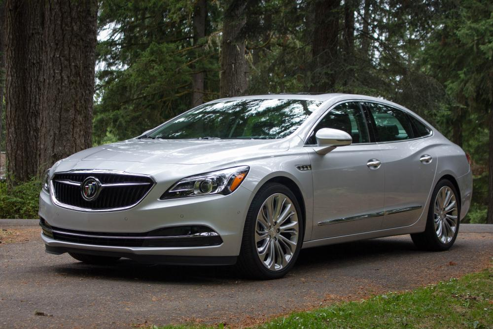 2017 buick lacrosse first test review premium but for the autos post. Black Bedroom Furniture Sets. Home Design Ideas