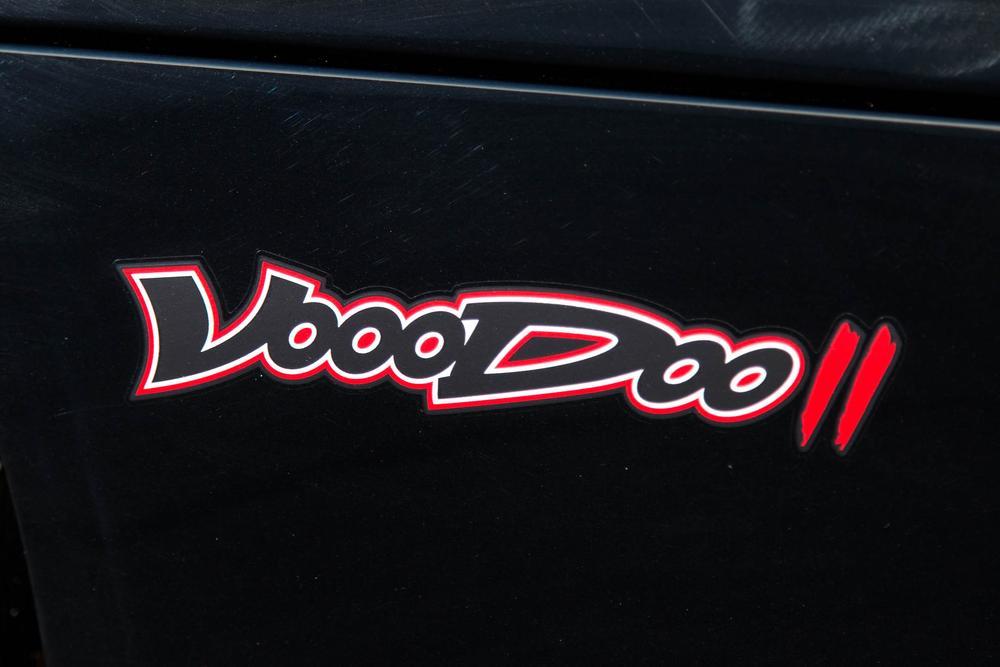 2017 Viper Vooodoo II Edition ACR