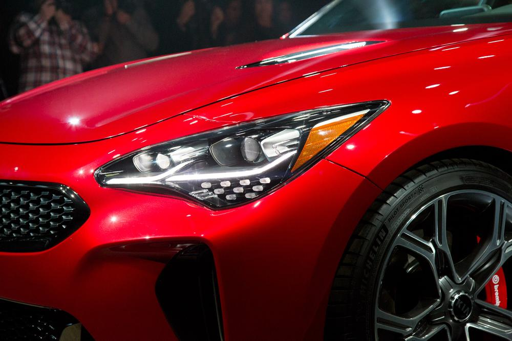 Popular 2018 Kia Stinger Review First Impressions And Photo