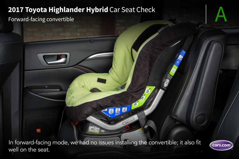 2017 toyota highlander hybrid car seat check news. Black Bedroom Furniture Sets. Home Design Ideas