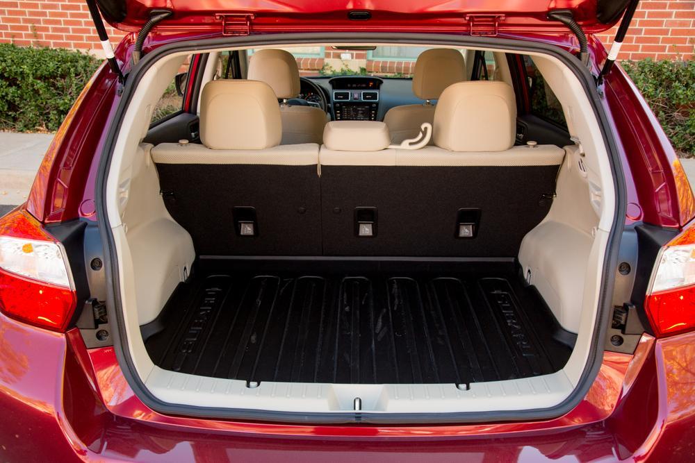 2015 Subaru XV Crosstrek;