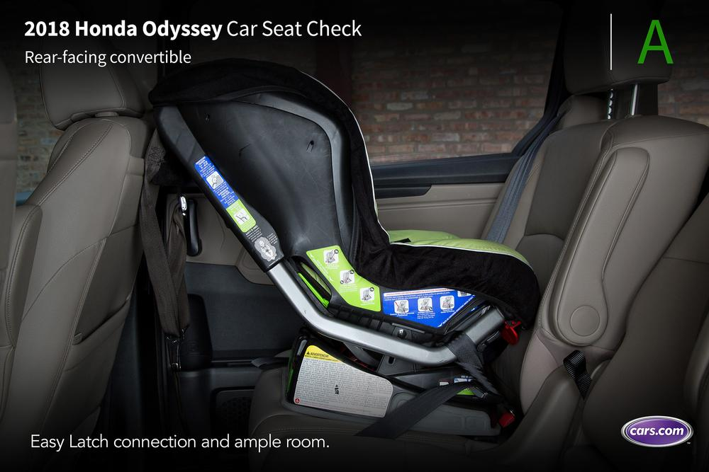 Honda Certified Pre Owned >> 2018 Honda Odyssey: Car Seat Check | News | Cars.com