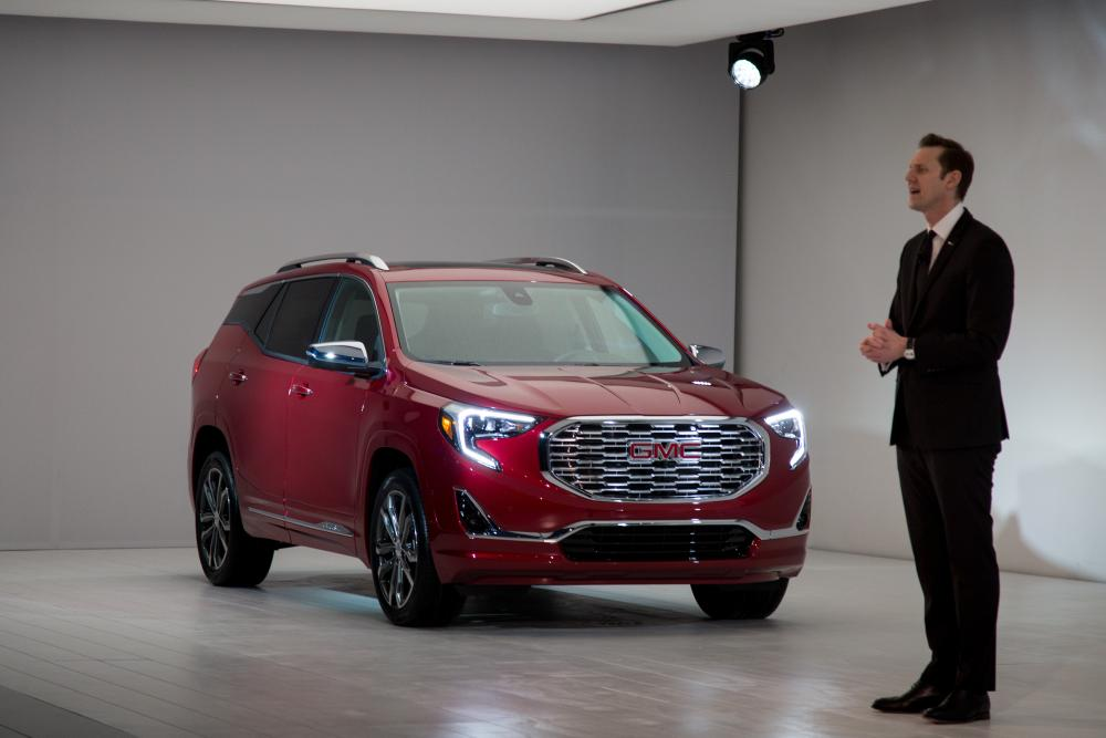 Beautiful 2018 GMC Terrain Review First Impressions And Photo