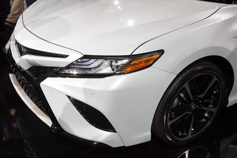 2018 Toyota Camry: First Impressions and Photo Gallery ...