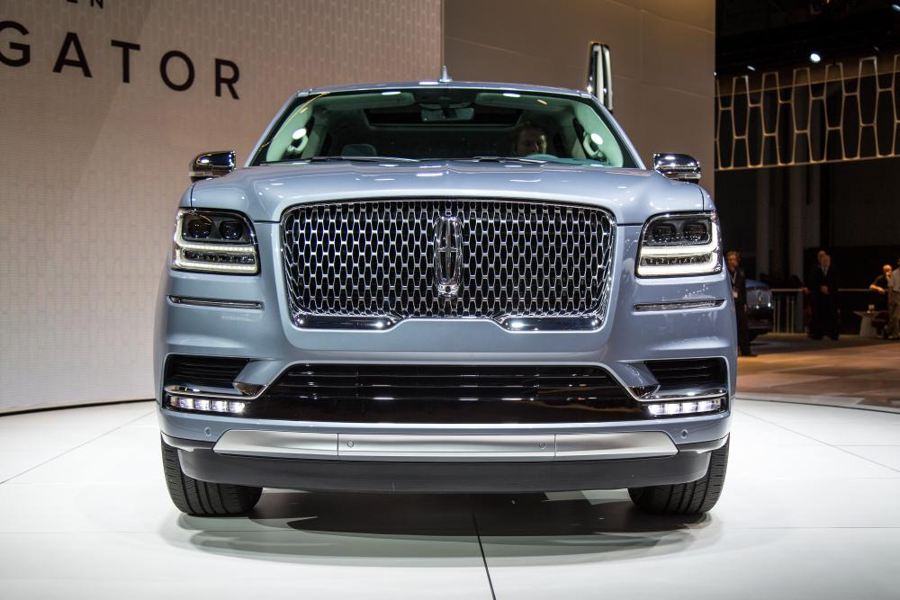 Innovative 2018 Lincoln Navigator Review First Impressions