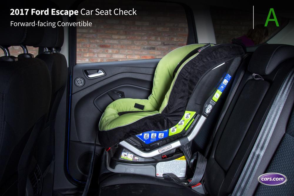 2017 Ford Escape Car Seat Check News Cars Com