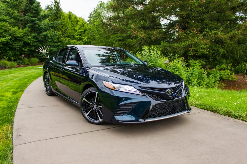 2018 Toyota Camry Review: Exterior Photo Gallery | News ...
