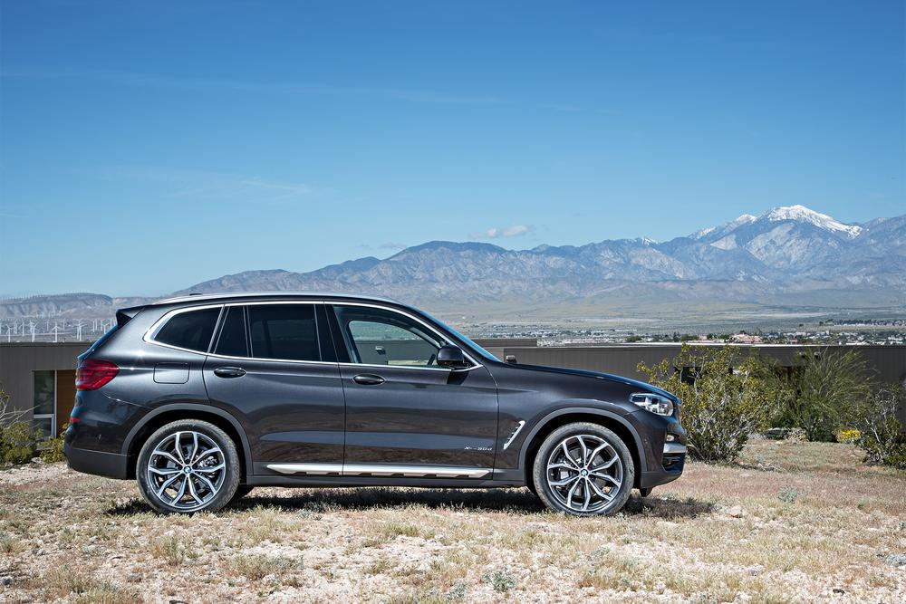 2018 Bmw X3 Preview News Cars Com