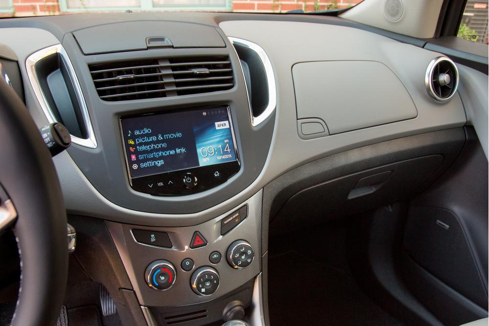 2016 Chevrolet Trax;