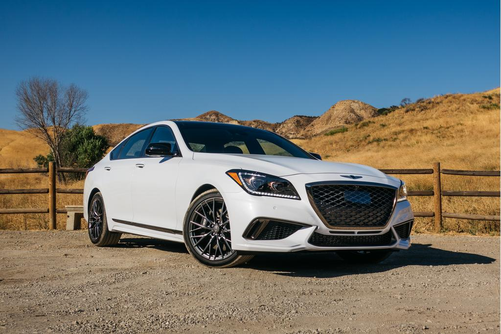2018 genesis g80 3 3t sport does it address non sport 39 s shortcomings news. Black Bedroom Furniture Sets. Home Design Ideas