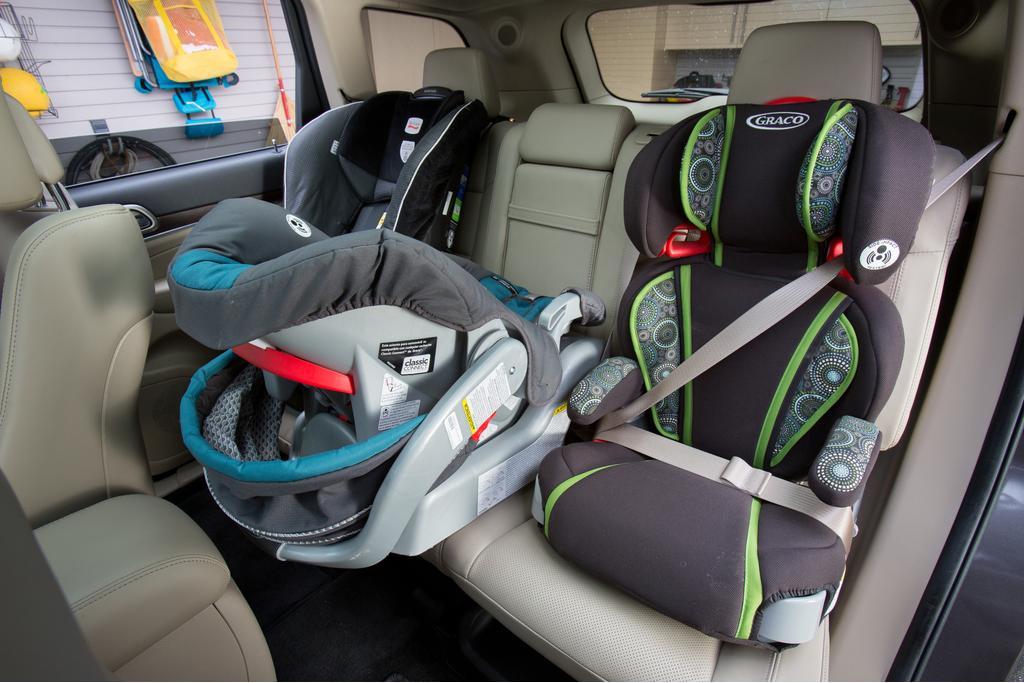 Jswain Which Cars Fit Three Car Seats