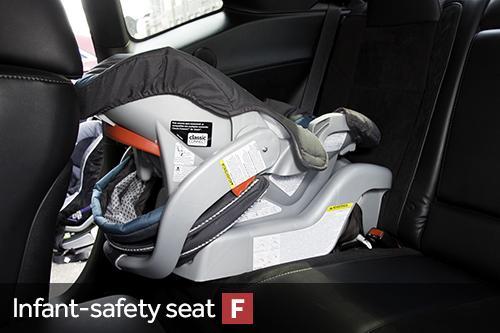 Hospital Car Seat