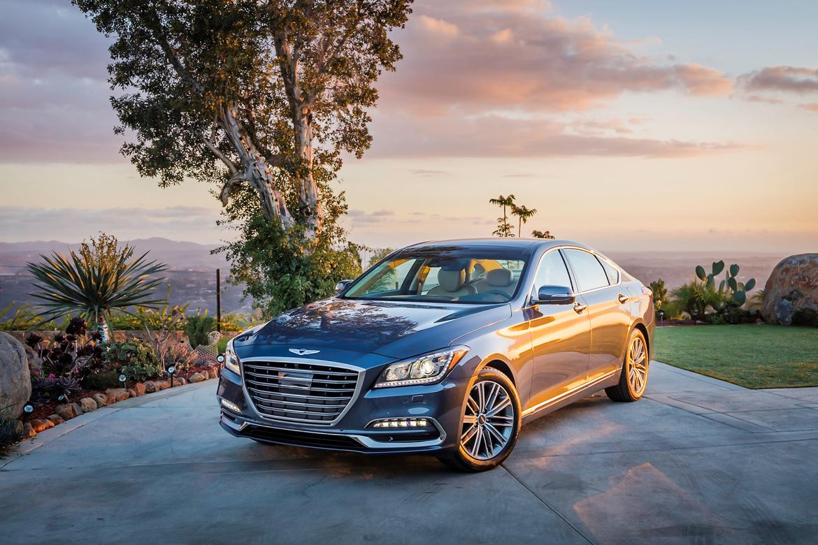2018 Genesis G80 Gets Pricier Adds Sport Model News Cars Com