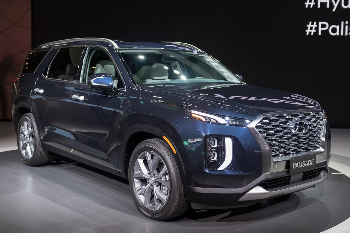 2020 Hyundai Palisade A Hyundai Suv With A Real Third Row News