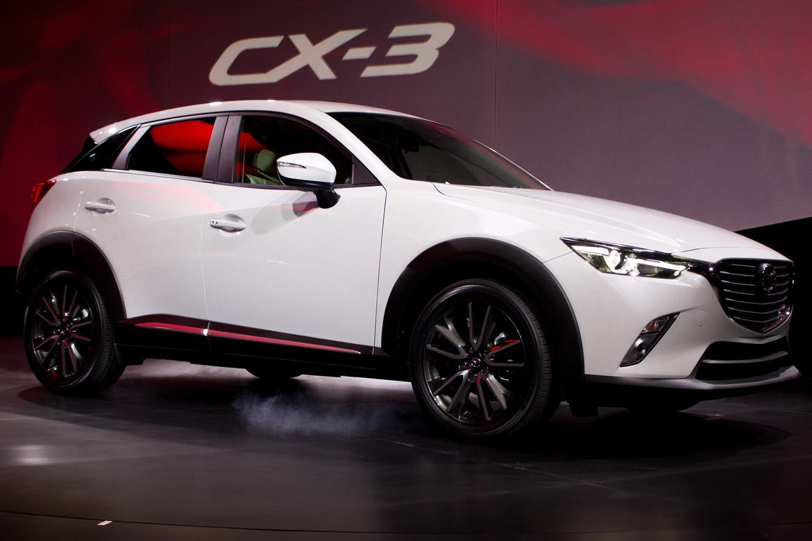 2016 mazda cx 3 starts at 20 840. Black Bedroom Furniture Sets. Home Design Ideas