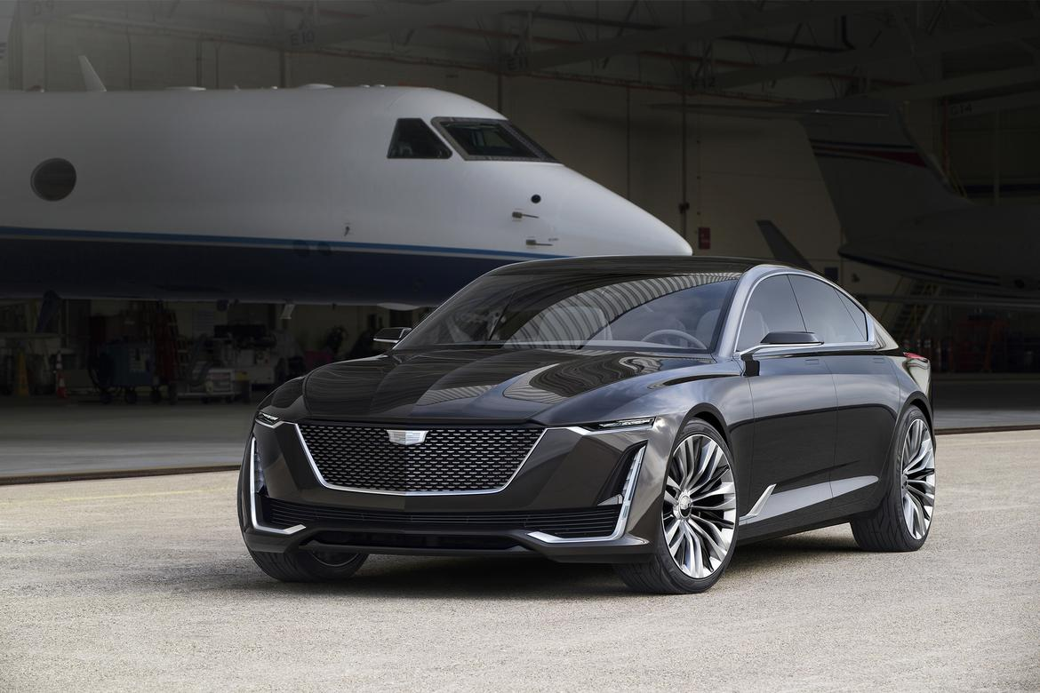 Cadillac to Offer a Barrage of New Cars, Including Halo ...