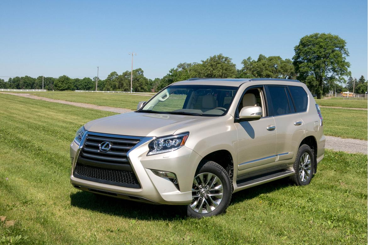 2016 lexus gx 460 review news. Black Bedroom Furniture Sets. Home Design Ideas