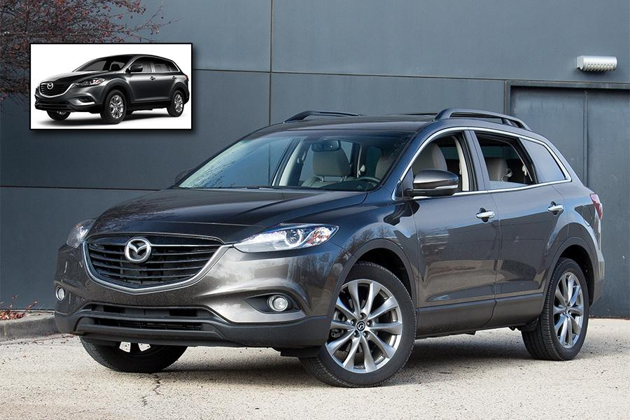 2015 mazda cx 9 our review. Black Bedroom Furniture Sets. Home Design Ideas