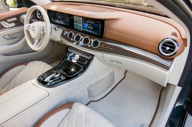 2018 Mercedes-Benz E400 Wagon