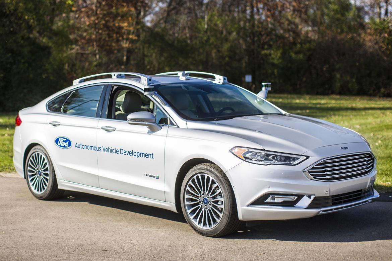 Ford to debut its next-generation autonomous technology at CES 2017
