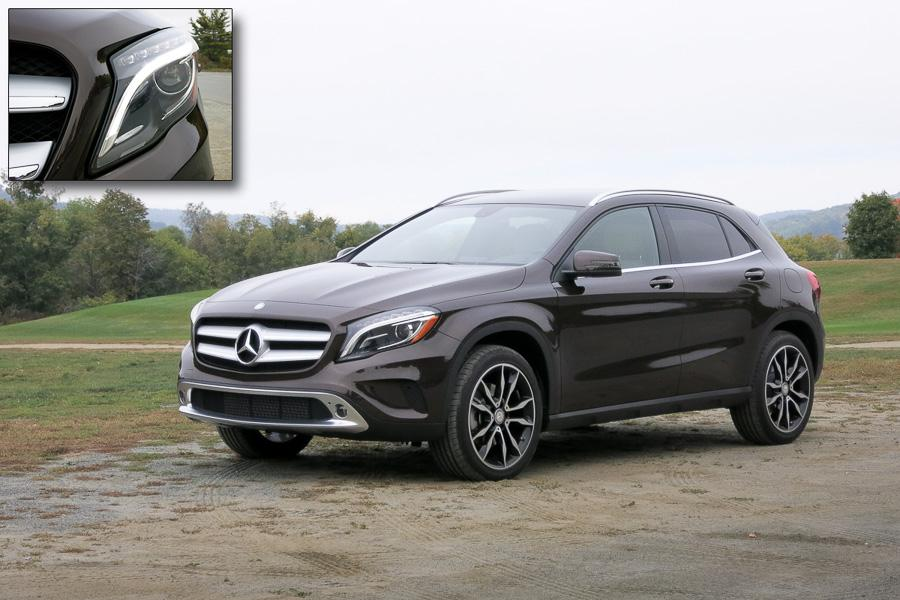 2016 mercedes benz gla class our review. Black Bedroom Furniture Sets. Home Design Ideas
