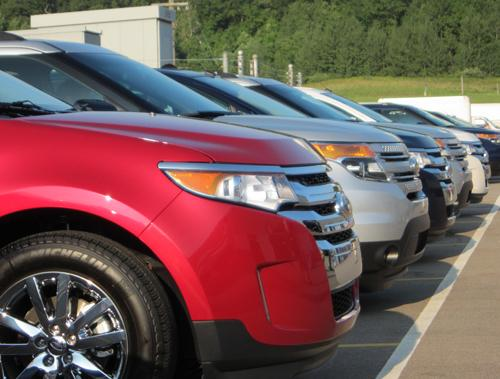 Ford Edge  Ford Explorer Ecoboost First Drive