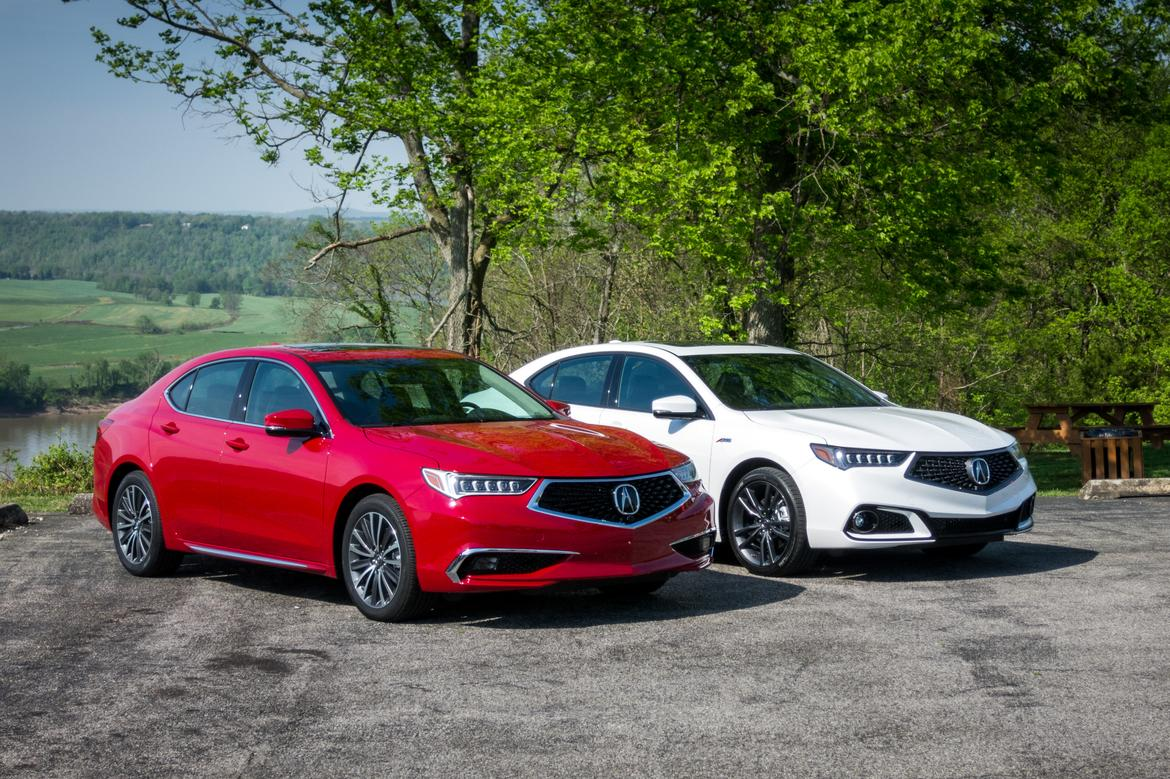 How Much Does the 2018 Acura TLX Cost  News  Carscom