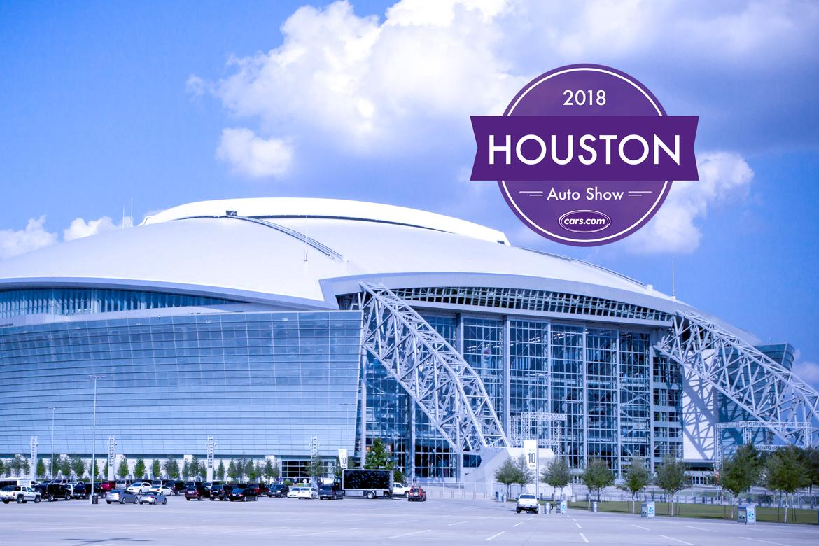 Houston Auto Show Things You Cant Miss News Carscom - Houston car show 2018