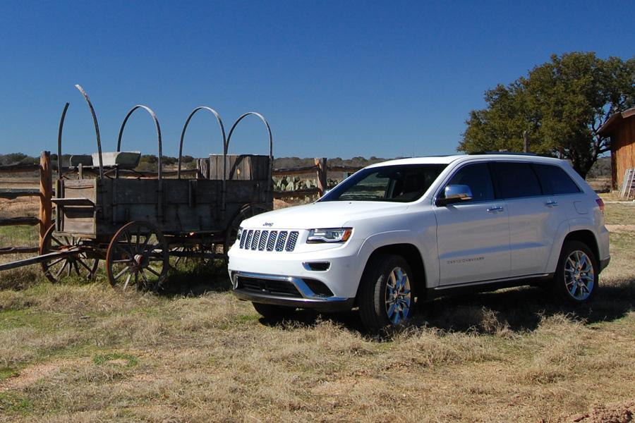 2014 jeep grand cherokee our review. Cars Review. Best American Auto & Cars Review