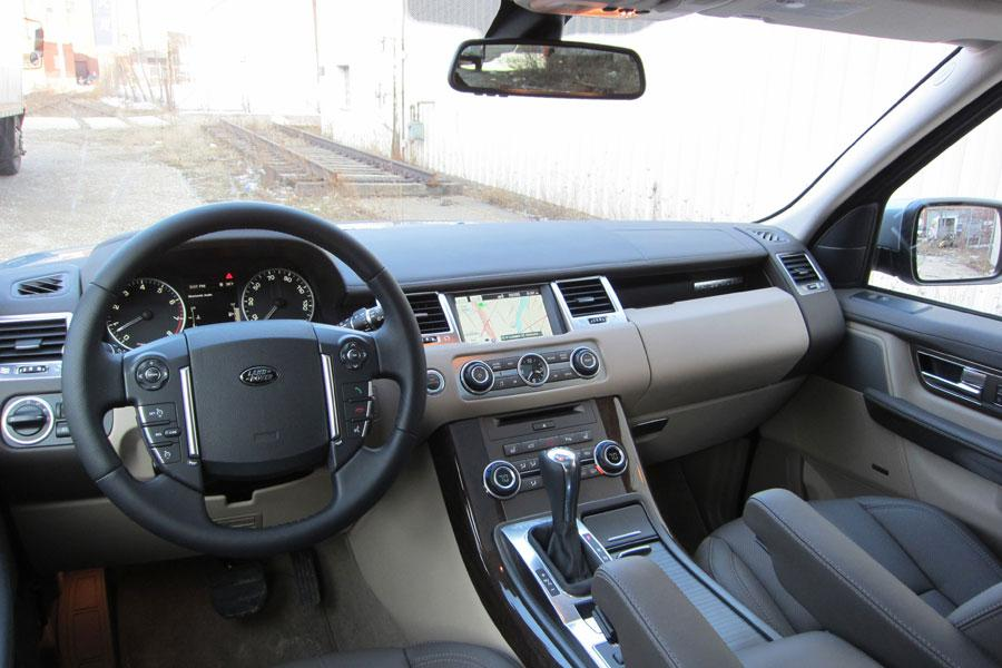 2012 Land Rover Range Rover Sport  Our Review  Carscom