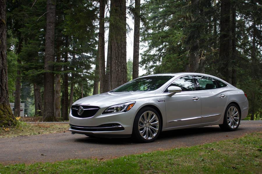 2017 buick lacrosse our review. Black Bedroom Furniture Sets. Home Design Ideas
