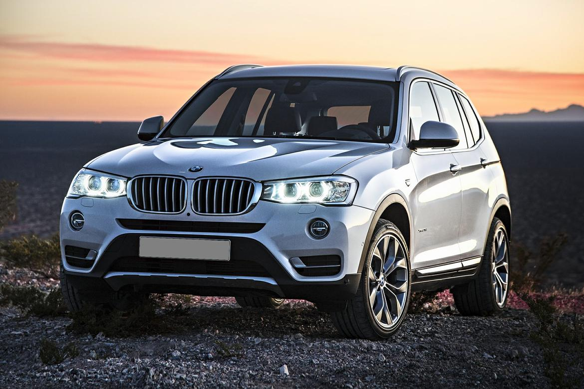 2016 BMW X3. Eco-Friendly Recommendation