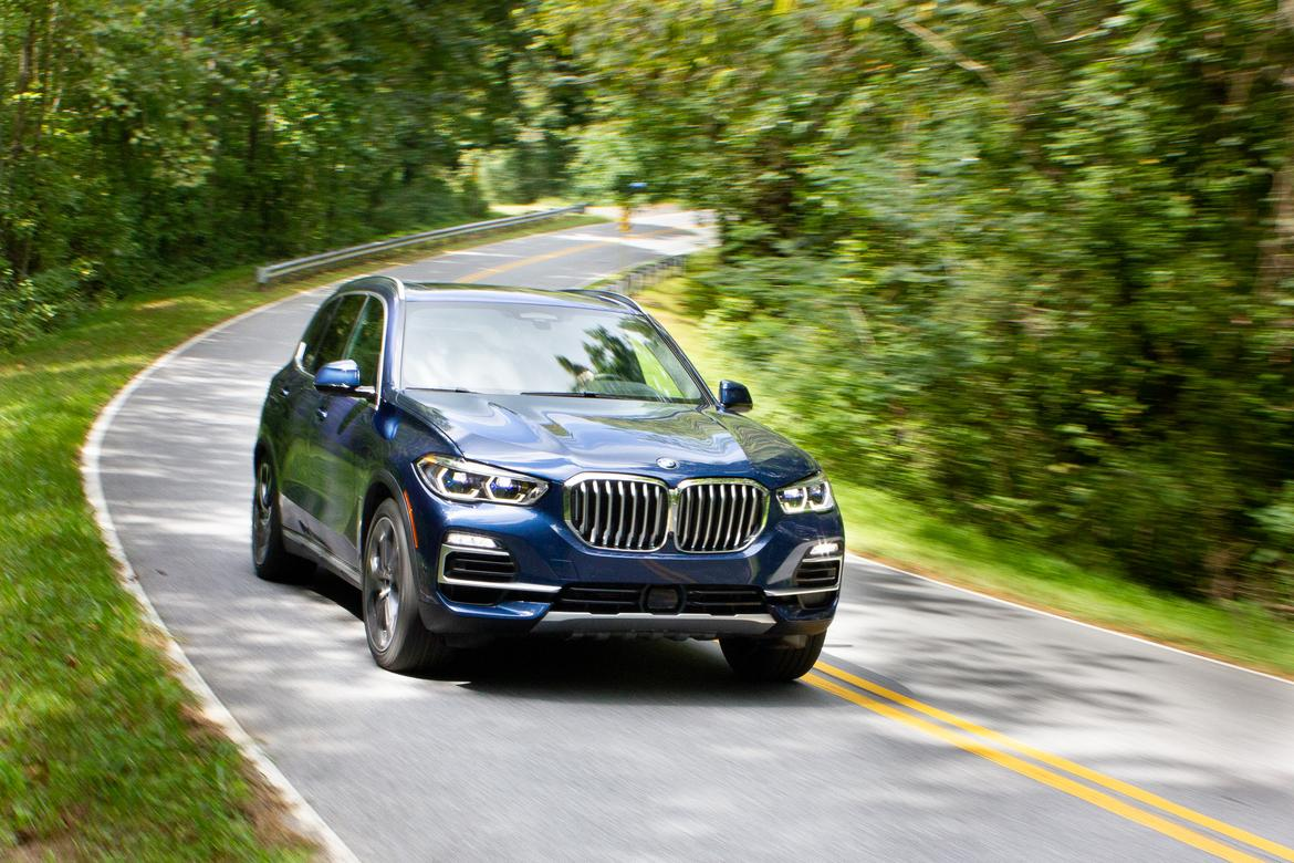 2019 bmw x5 first drive: giving the volvo xc90 a run for its money