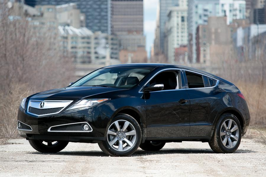 2013 acura zdx our review. Black Bedroom Furniture Sets. Home Design Ideas