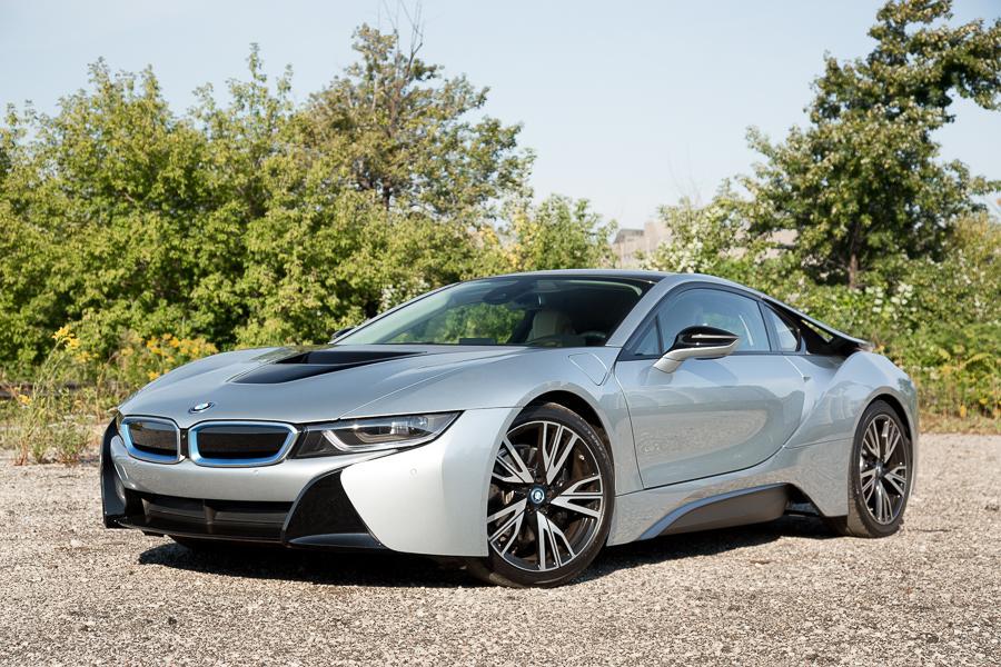 2016 BMW i8 - Our Review | Cars.com