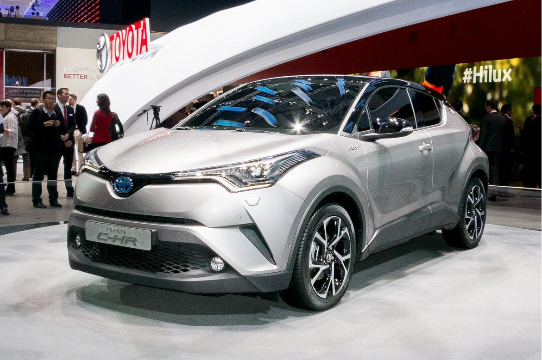 2017 Toyota C-HR: First Impressions | News | Cars.com