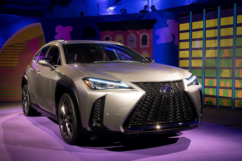 Lexus Ux Suv >> 2019 Lexus Ux Undercuts Luxury Subcompact Suv Competitor Pricing