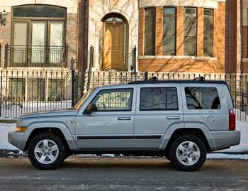 2009 jeep commander our review. Cars Review. Best American Auto & Cars Review