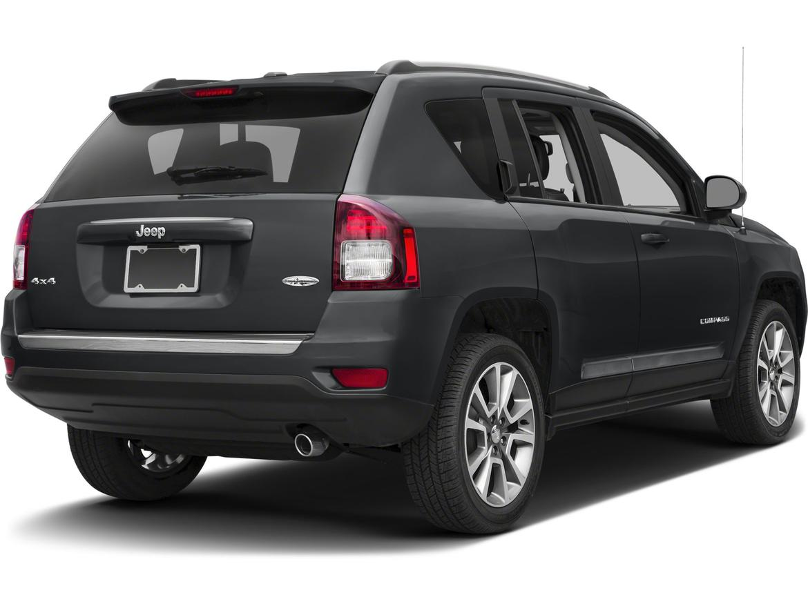 2017-2018 Jeep Compass: Recall Alert | News | Cars.com