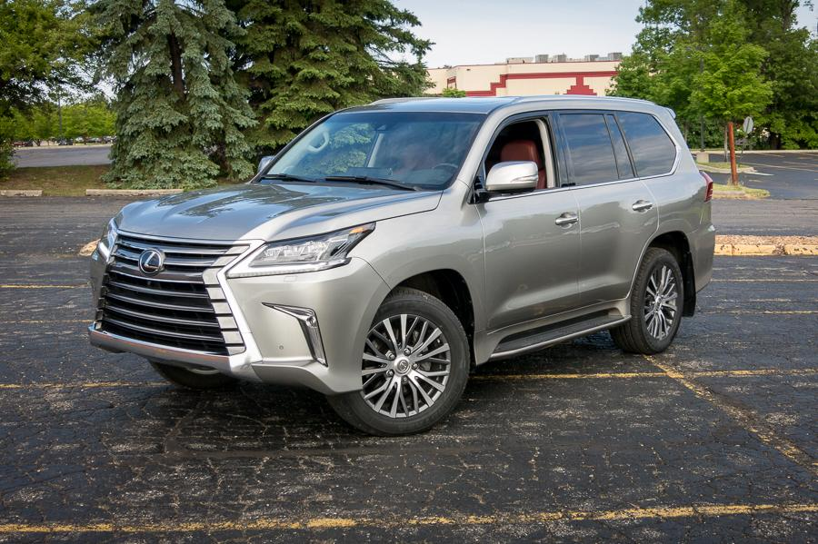 2016 lexus lx 570 our review. Black Bedroom Furniture Sets. Home Design Ideas