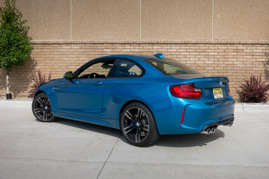 2016 bmw m2 our review. Black Bedroom Furniture Sets. Home Design Ideas